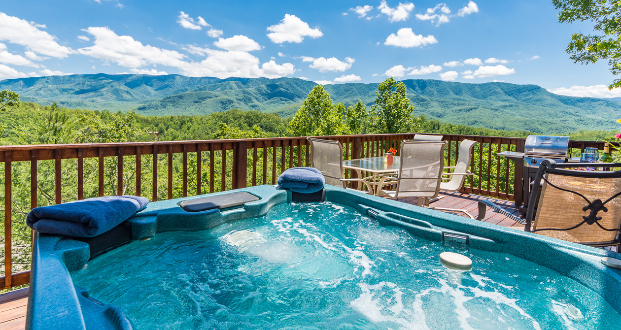 Cobbly Nob Cabin Rental in Gatlinburg, TN | Sugar Shack